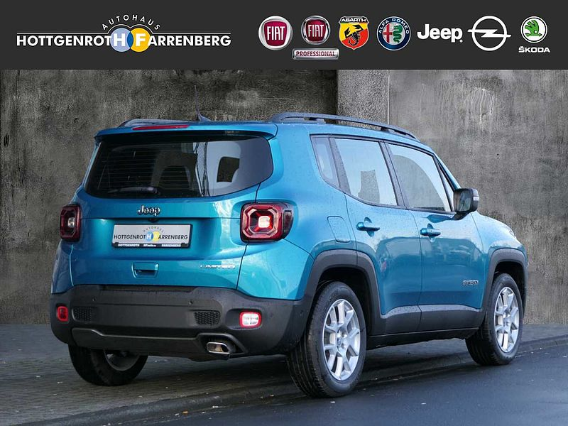 Jeep Renegade Limited MY 20 1.3 T-GDI